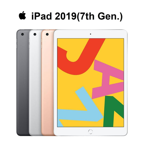 New Apple iPad 7th Gen. 10.2