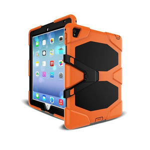 Tablet Case For iPad Air 3 10.5 Heavy Duty Waterproof Shock Dirt  Shockproof Rubber Hard Stand Cover For iPad Pro 10.5  Case