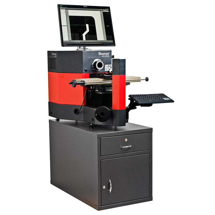 Starrett - HDV400 Horizontal Benchtop Digital Video Comparator