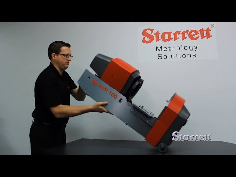 The HVR-Flip from Starrett is the latest in a line of video-based measurement systems and has the unique characteristic of being used in either a vertical or horizontal format offering tremendous versatility and value.