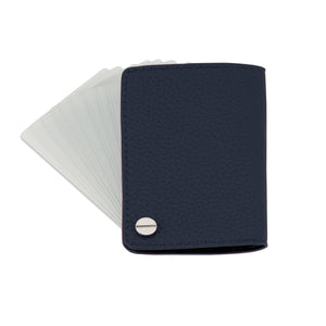 The Card Holder - Navy