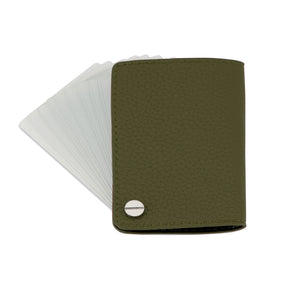 The Card Holder - Olive