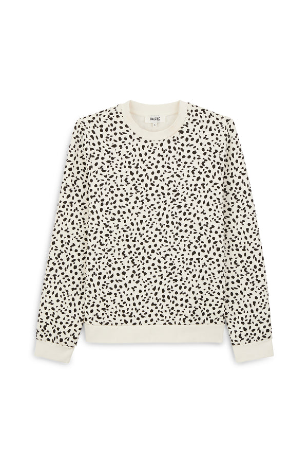 sweat-shirt-ignace-imprime-tachete-noir