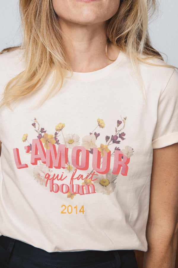 amour-qui-fait-boum-tee-shirt-cream-in-organic-cotton