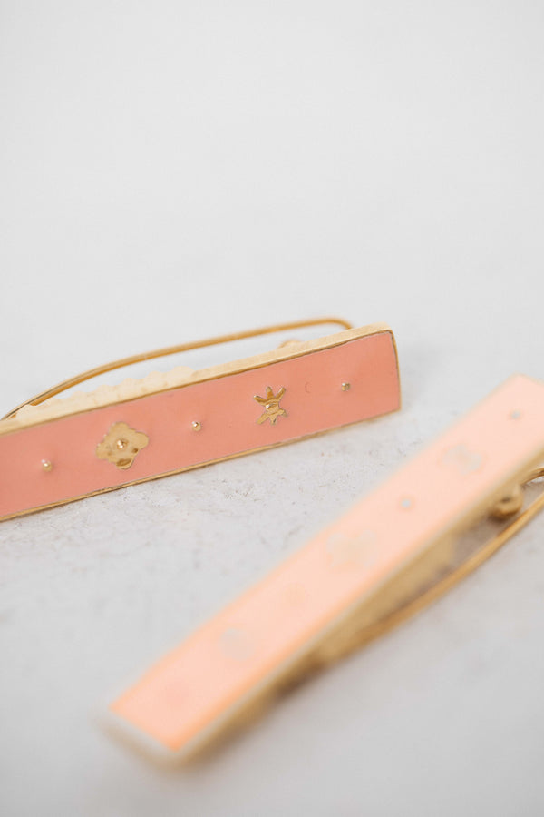 barrette-lisea-rose
