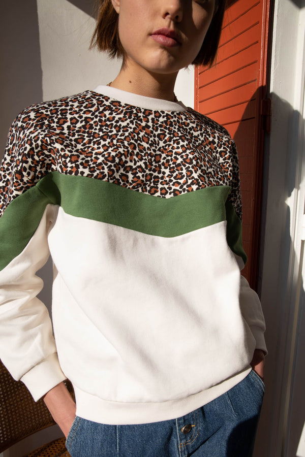 sweat-shirt-harlow-colorbloc-leopard