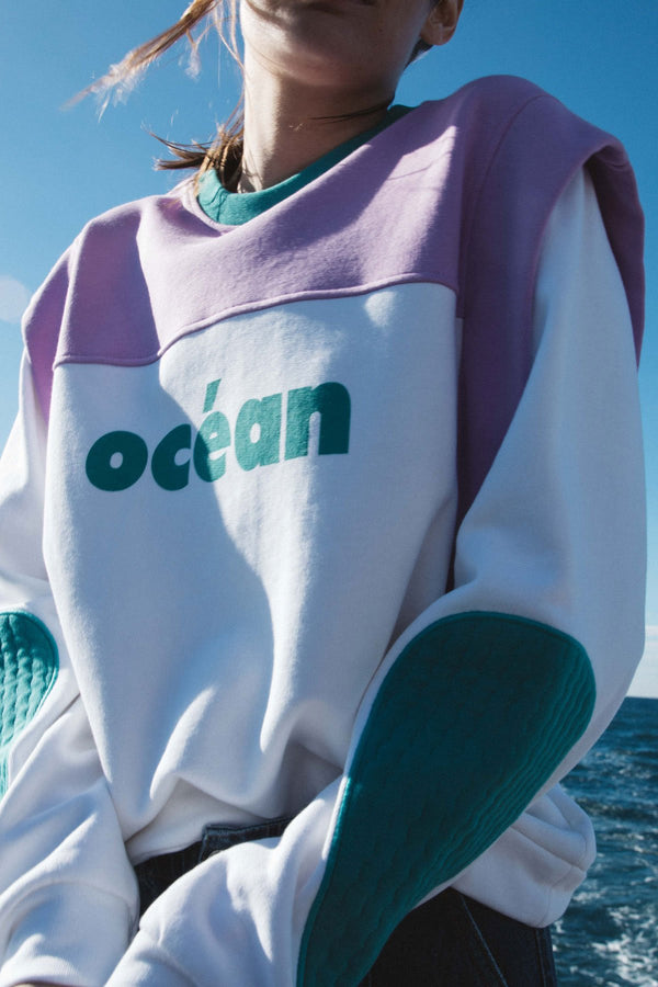 sweat-fabuleuse-ocean-tricolore