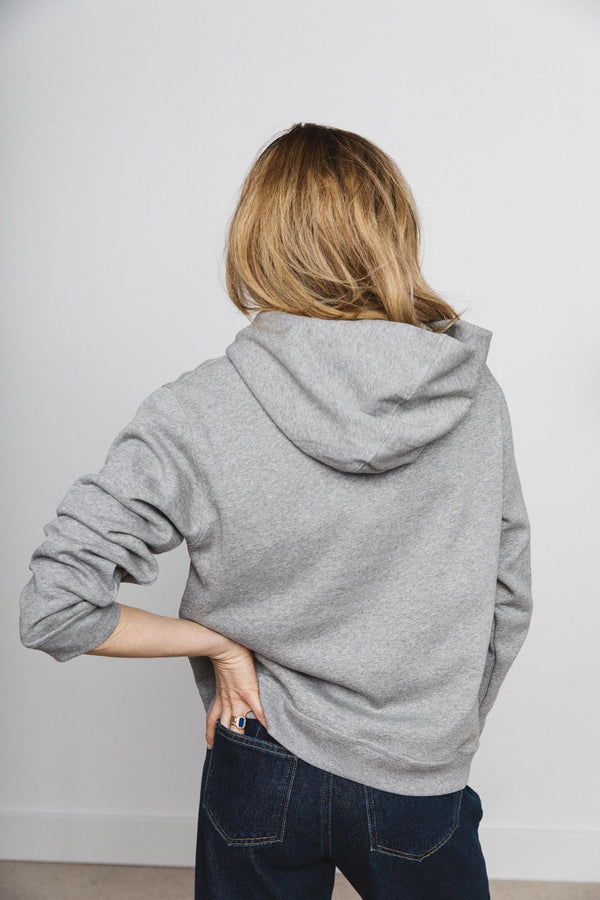 sweat-shirt-piper-gris-clair