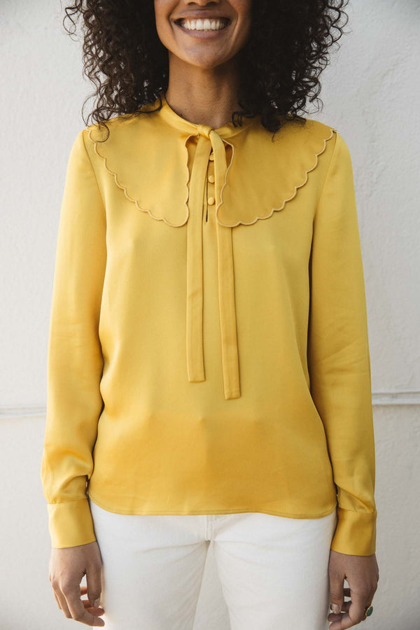 blouse-astree-jaune-gold