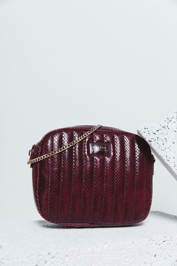 cesar-python-effect-red-bag
