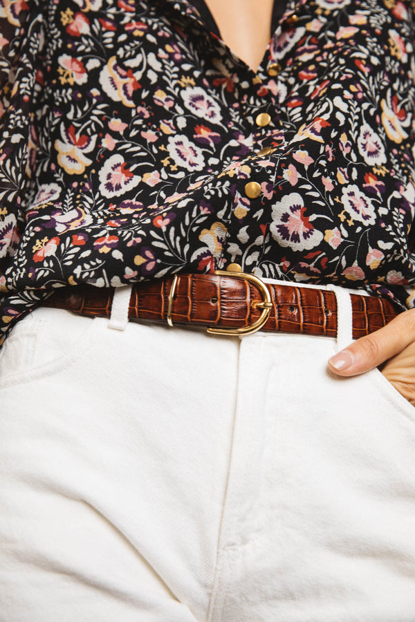 melinda-embossed-cognac-belt
