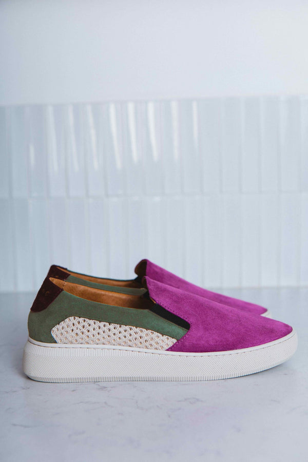 baskets-slip-on-tricolores-cuir-yoni