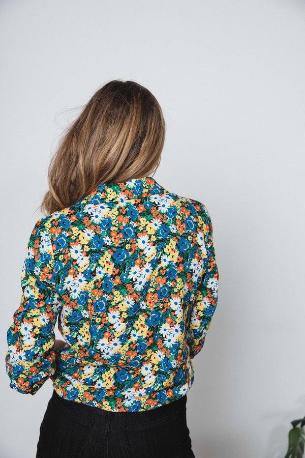 george-shirt-pop-flower-print