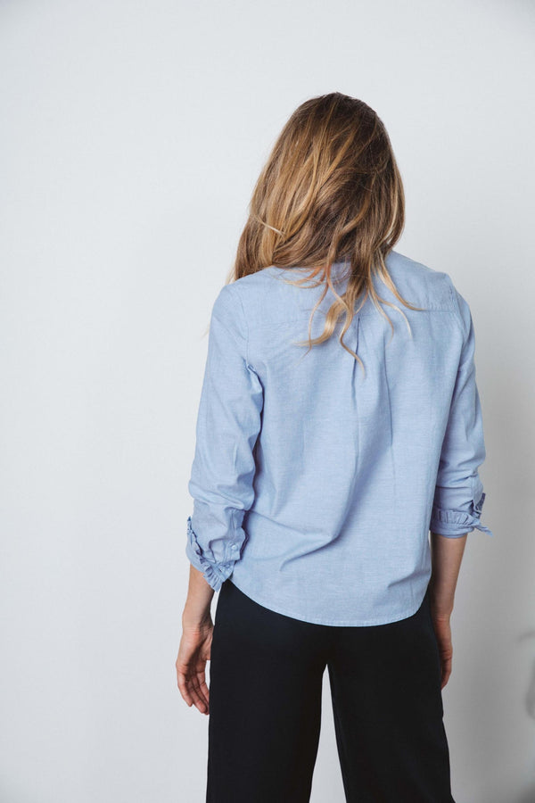 serge-button-down-chambray