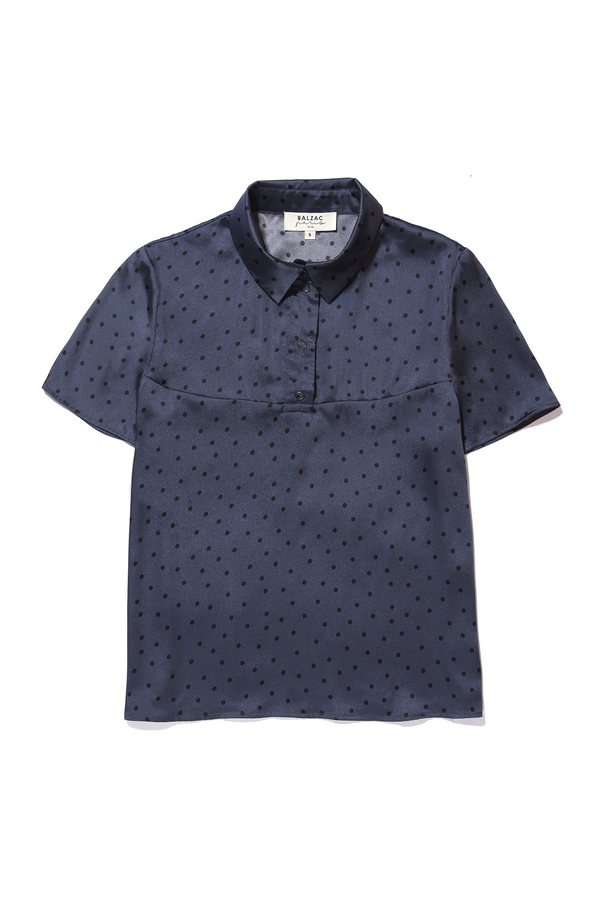 blouse-polo-a-pois