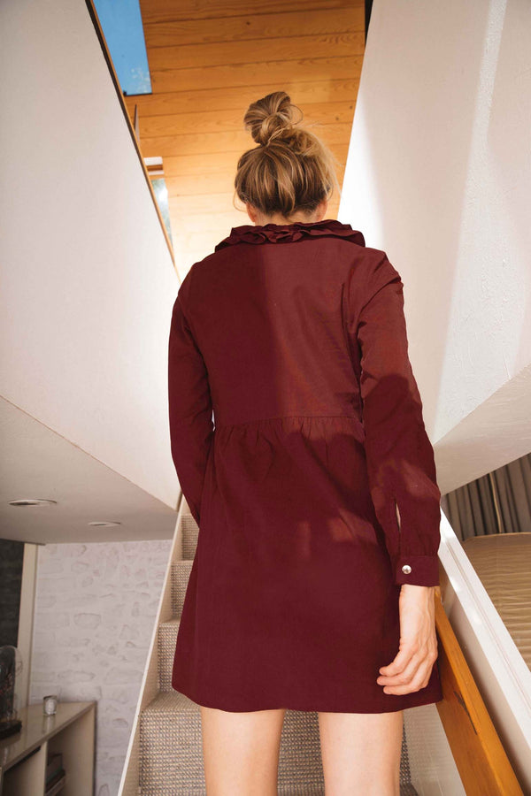 robe-belkis-bordeaux-velours-milleraies