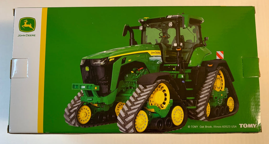 43249 BRITAINS PRESTIGE COLLECTION JOHN DEERE 8RX 410