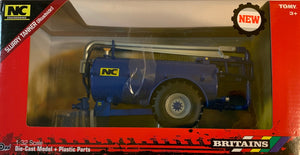 43201 BRITAINS NC ENGINEERING SLURRY TANKER (Roadside)