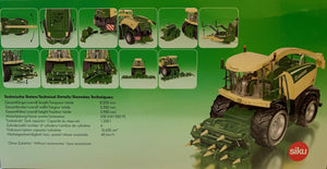 SIKU KRONE BiG X 580 FORAGE HARVESTER