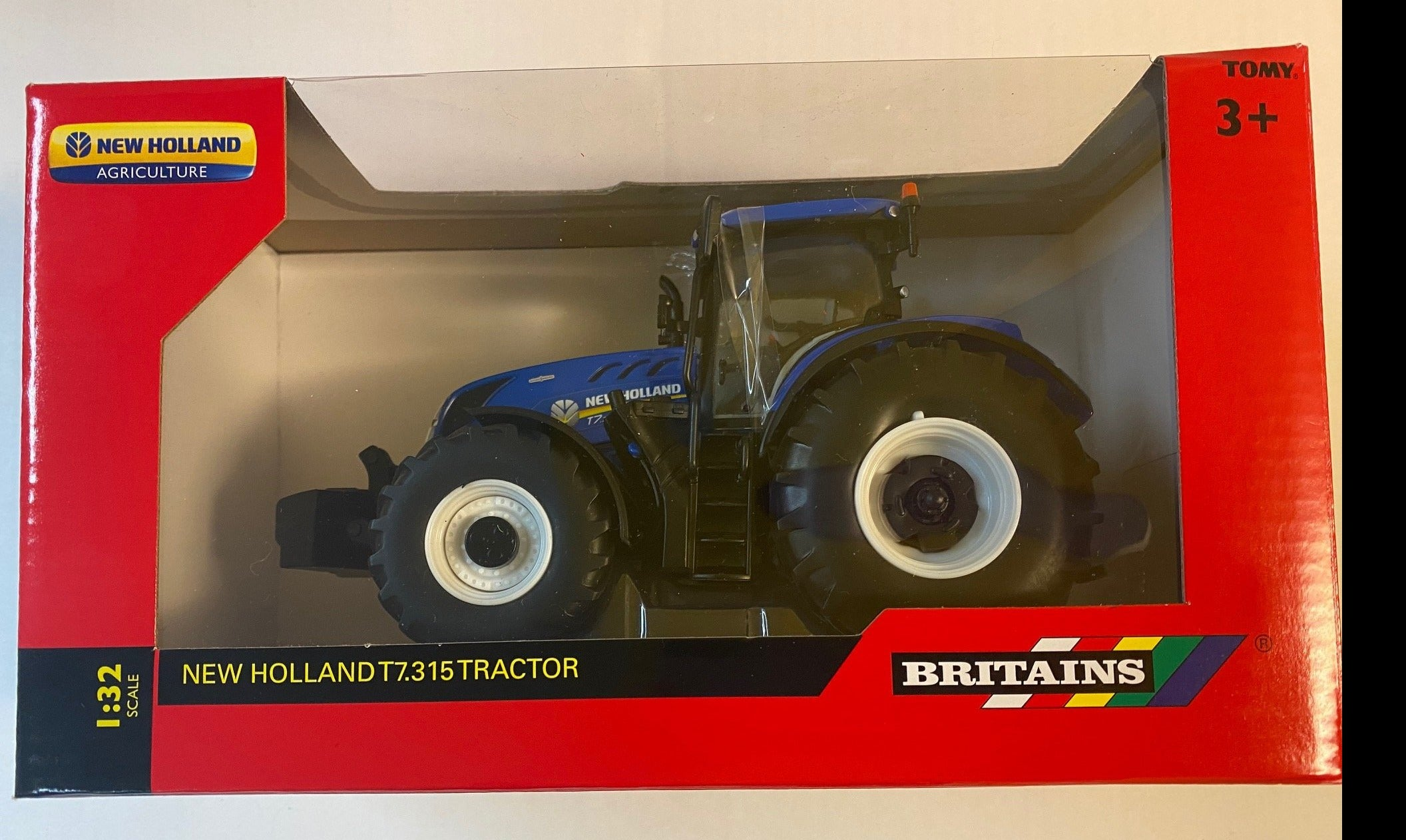 43149A1 BRITAINS NEW HOLLAND T7.315 TRACTOR