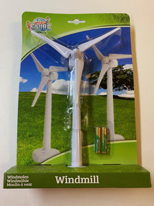 KIDS GLOBE FARMING WINDMILL