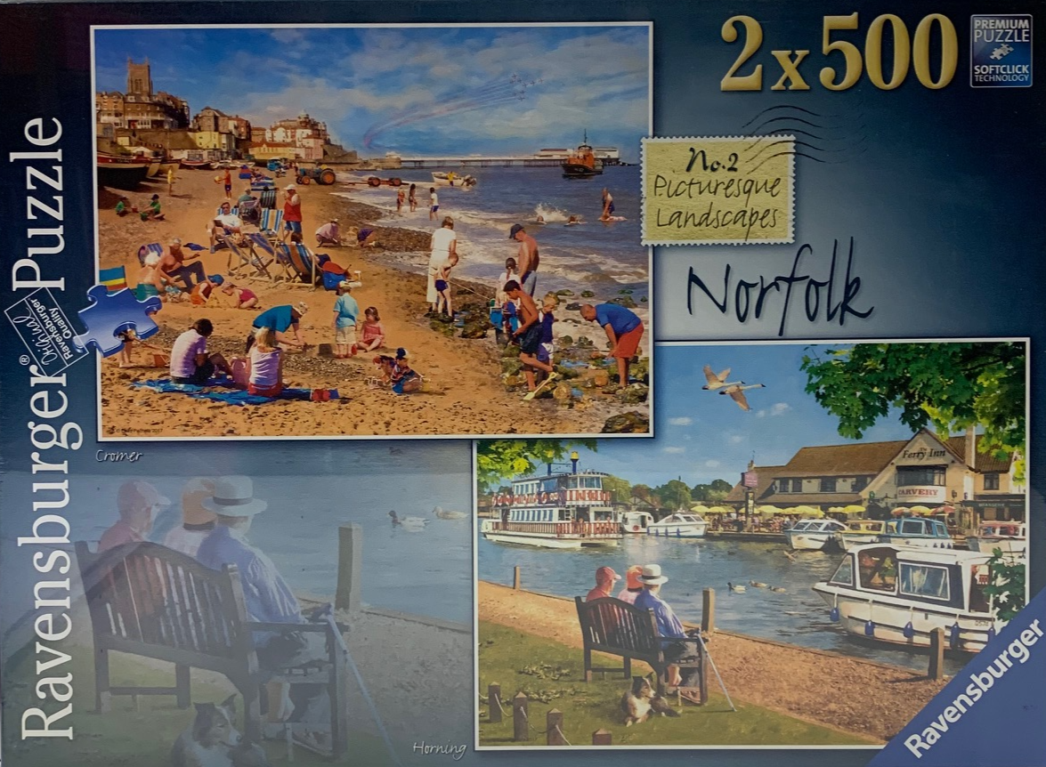 Ravensburger Norfolk 2 x 500