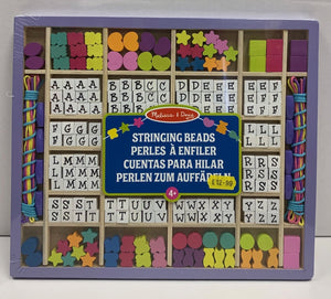 Melissa & Doug Stringing Beads