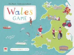 Wales on the Map: Wales Game