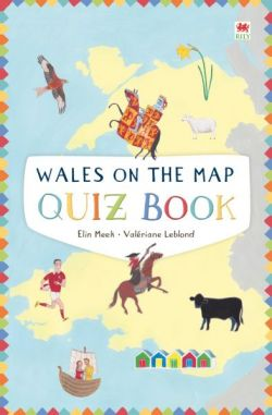 Wales on the Map: Quiz Book