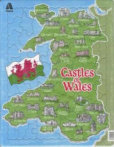 Jig-so Castles of Wales