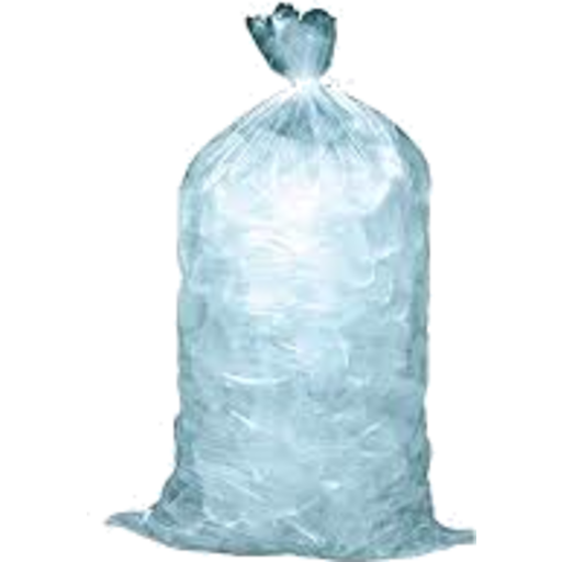 3kg bag of ice