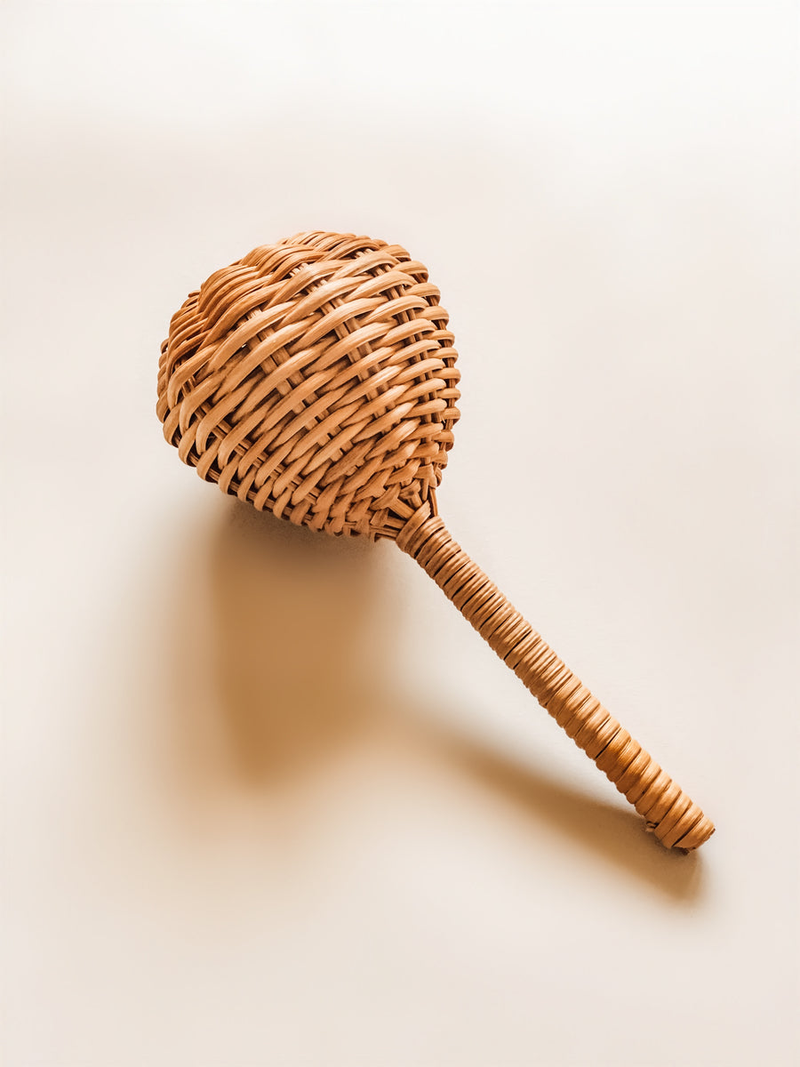 Wicker Music Rattle