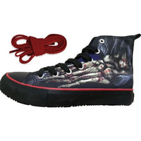 FOOT BONE - Sneakers - Ladies High Top Laceup