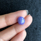 SOLD OUT: A-Grade Type A Natural Imperial Purple Jadeite Jade Cabochon Piece No.130017