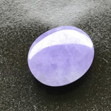 SOLD OUT: Imperial Lavender A-Grade Type A Natural Jadeite Jade Cabochon Piece No.25031