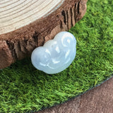 SOLD OUT: Lavender A-Grade Type A Natural Jadeite Jade Ruyi Pendant No.170172