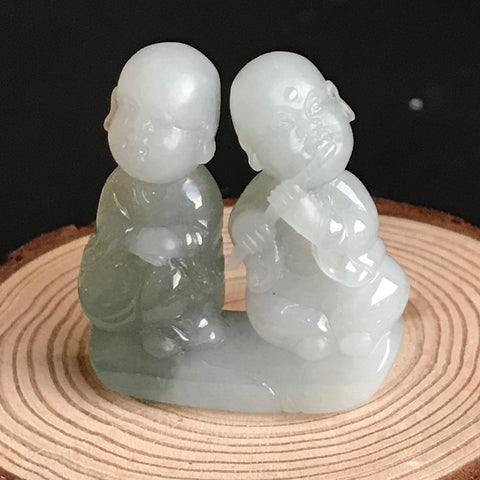 A-Grade Natural Jadeite (Children) No.170209