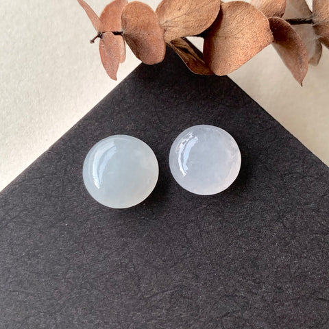 SOLD OUT: 6.8cts A-Grade Natural Jadeite Cabochon No.130198