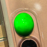 SOLD OUT: A-Grade Type A Natural Omphacite Jadeite Jade Oval Cabochon Piece No.130019