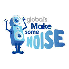 Thank you from us at Kindred, Supporting Global's Make Some Noise Appeal