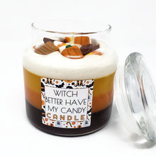 "Load image into Gallery viewer, ""Witch Better Have My Candy"" Halloween Candle"