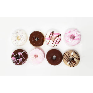 Bakery Bag of Eight Mini Donut Soaps