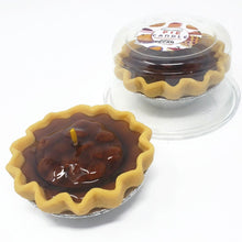 Load image into Gallery viewer, 3 Inch Scented Pecan Pie Candle