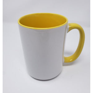 15 oz Extra Large Coffee Mug - Don't be a Douche Canoe