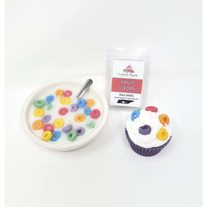 Fruit Loop Style Candle Gift Set