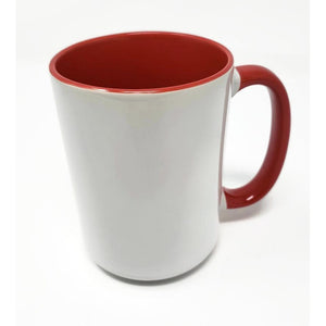 15 oz Extra Large Coffee Mug - What?