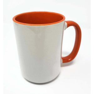 15 oz Extra Large Coffee Mug - Counting to 10