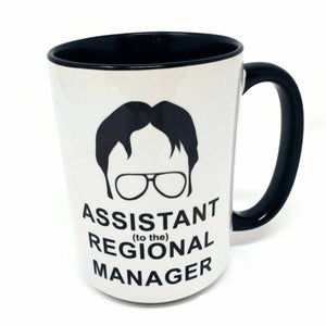 15 oz Extra Large Coffee Mug - Assistant to the Regional Manager