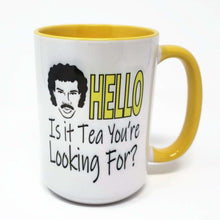 Load image into Gallery viewer, 15 oz Extra Large Coffee Mug - Is it Tea Your Looking For?