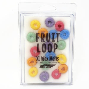 Fruit Loop Scented XL Extra Large Wax Melts 6 oz